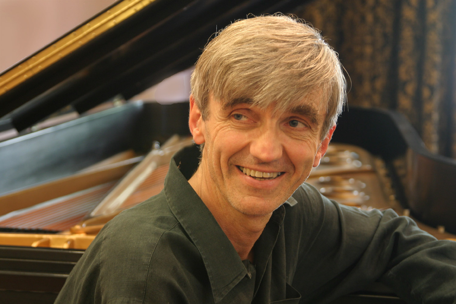 Paul Roberts, pianist & teacher