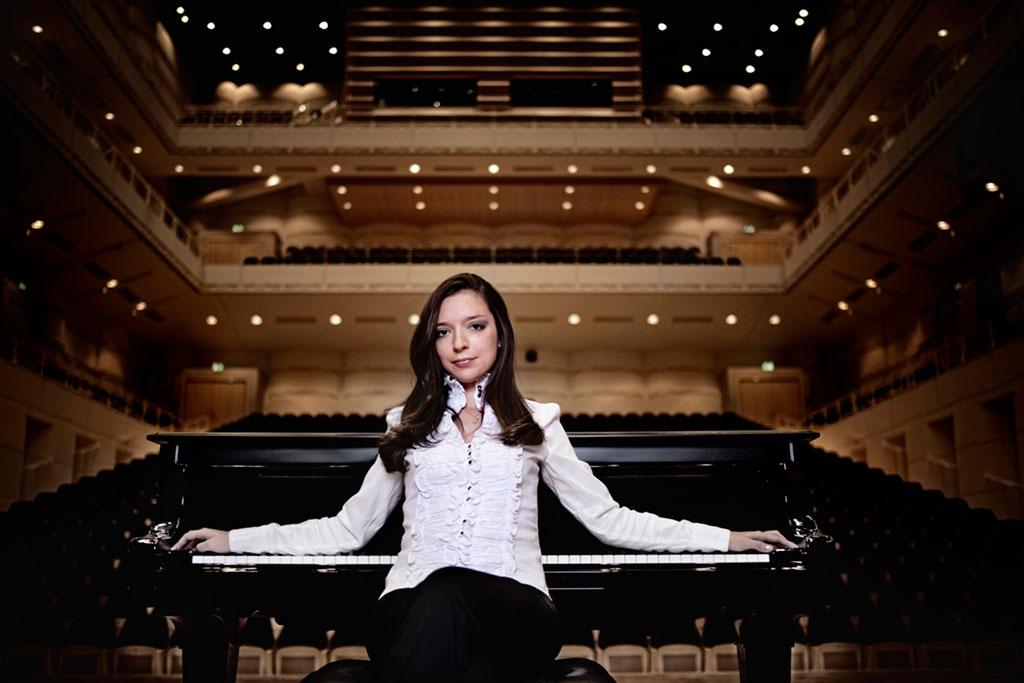 Yulianna Avdeeva at Corvallis-OSU Piano International 2020